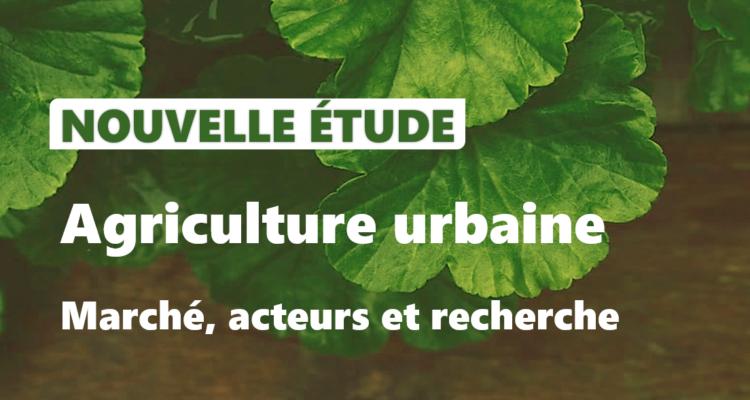 Futura Gaïa mise en exergue par le CVT AllEnvi dans son étude sur l'agriculture urbaine